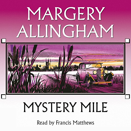 Mystery Mile audiobook cover art