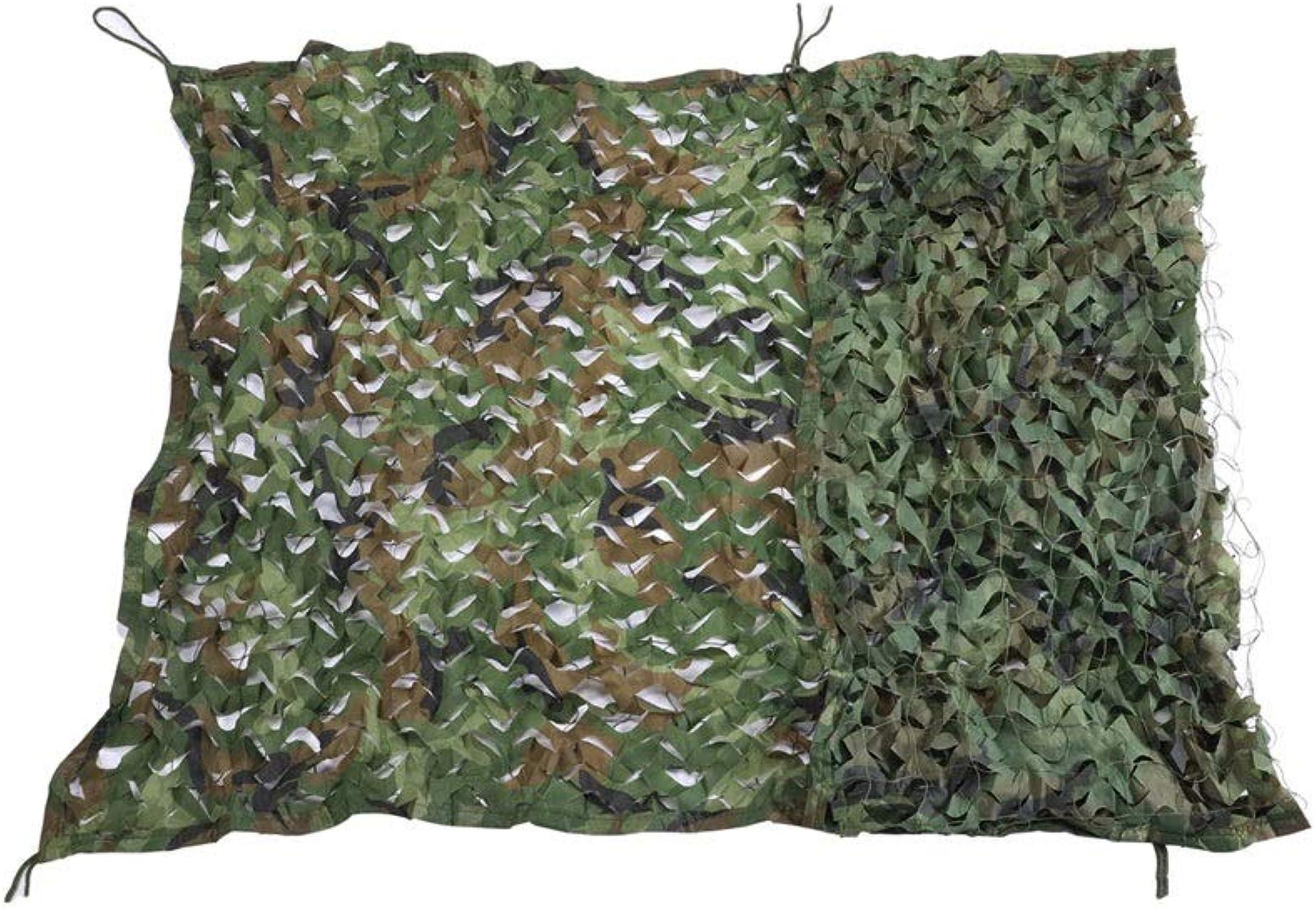 Camouflage Net,Malla de Camuflaje Camo Toldos rojo de Sombra Camo Projoect Sol Malla Sombreado Toldos,para Bloque De Sol Al Aire Libre Cazando Disparos Pesca Crear un Ambiente 23m Selva ( Talla   39M )