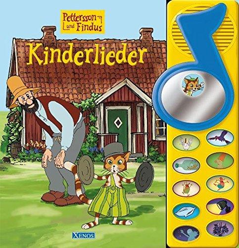 Pettersson und Findus - Kinderlieder. Soundbuch mit 10 Liedern