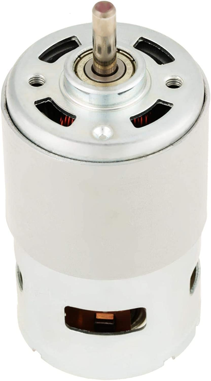DC Motor 12000RPM 795 12V Ball Speed for Bombing new work Machines Curtain Over item handling ☆ Screw