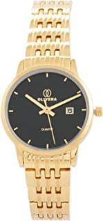 Olivera watch for Women - Analog Stainless Steel Band - OL5036