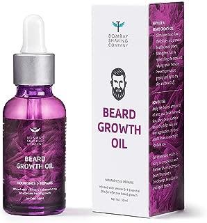 Bombay Shaving Company Beard Growth Oil For Men - 30ml