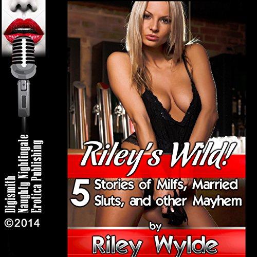 Riley's Wild! cover art