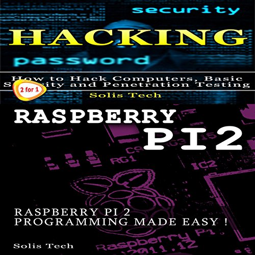 Hacking and Raspberry Pi 2 Titelbild