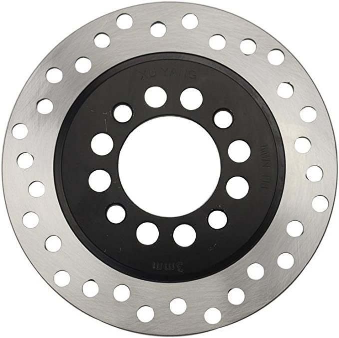 Goofit 160mm Scheibenbremse Platte Bremsscheiben Für 50cc 70cc 90cc 110cc 125cc Atv Go Kart Quad Dirt Atv Buggy Auto