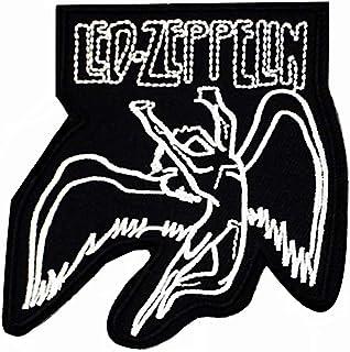 Kustom Factory - Toppa Led Zeppelin, colore: nero