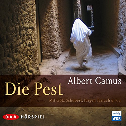 Die Pest audiobook cover art