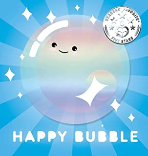 Happy Bubble: Bed Time Stories Rhyming Picture Book