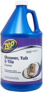 ZEP 1 gal. Shower, Tub and Tile Cleaner (Case of 4)