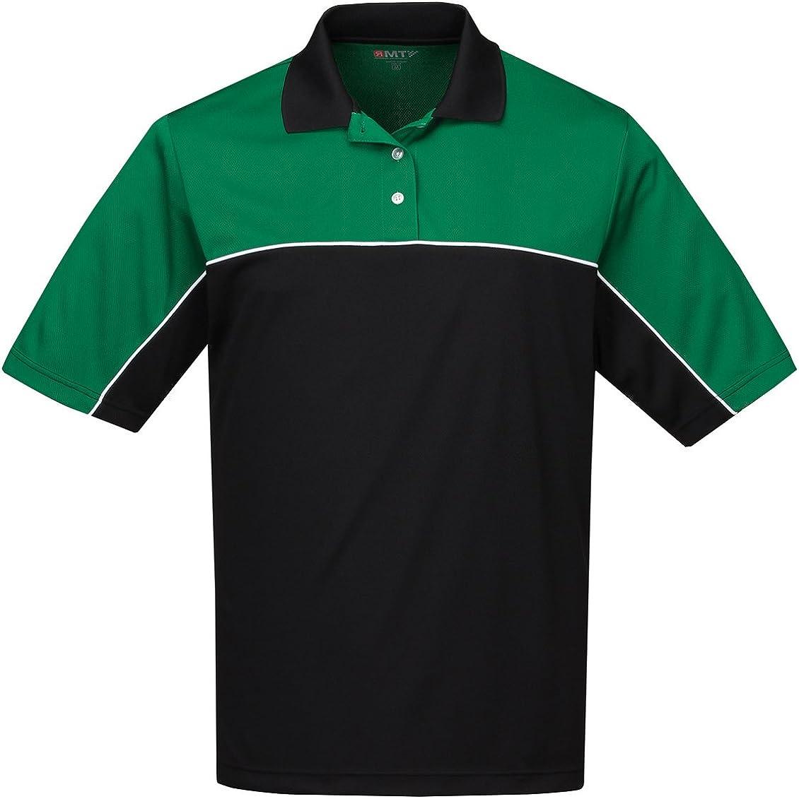 Mens Kelly specialty shop Green Premium Style Seasonal Wrap Introduction Polo Shirt