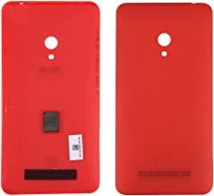 HUFAN Back Battery Cover for Asus Zenfone 5 (Black) Battery Back Door Cover Phone Repair (Color : Red)