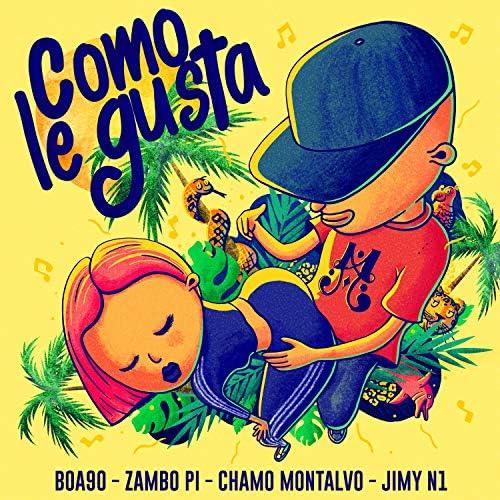 BOA90 feat. Zambo Pi, Chamo Montalvo & Jimy N1