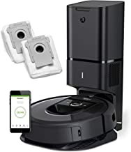 iRobot Roomba i7+ (7550) Robot Vacuum Bundle with Automatic Dirt Disposal - Wi-Fi Connected, Smart Mapping, Ideal for Pet ...