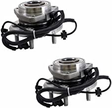 bearing wheel hub