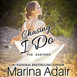 Chasing I Do audiobook cover art