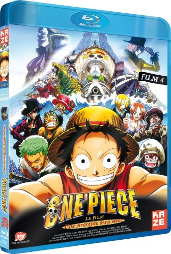 One Piece-Le Film 4 : L'Aventure sans Issue [Blu-Ray]