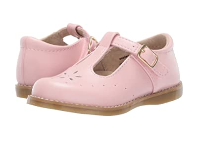 FootMates Sherry 2 (Toddler/Little Kid) (Pink) Girls Shoes