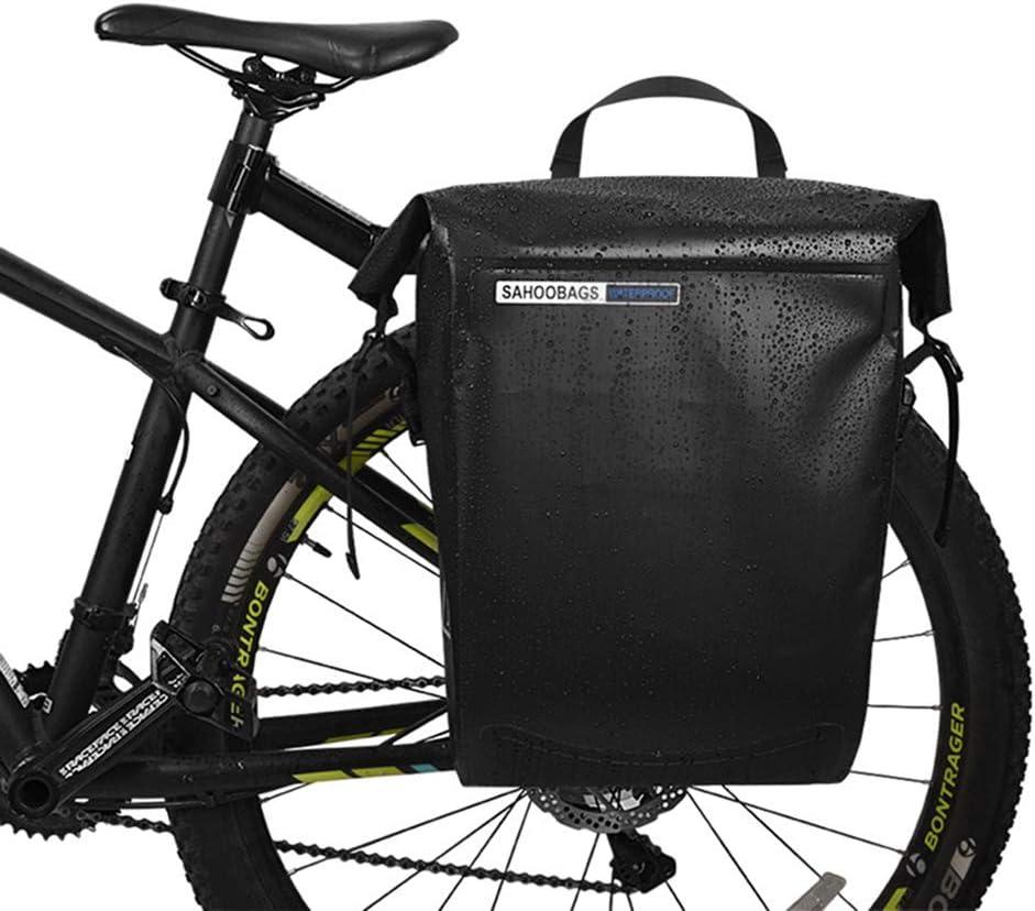YUYAXBG security Fashion Bicycle Pannier Bike Lightweight OFFicial site Waterproof Pou