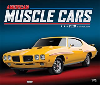 Best american muscle calendar Reviews