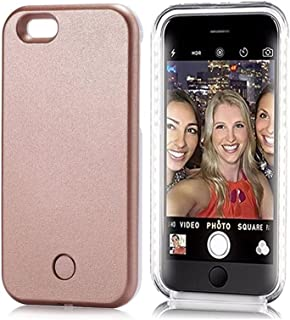 1f579e89e98 tophappy Funda con luz para Selfies, Funda de teléfono para Selfies y  facetime – iPhone