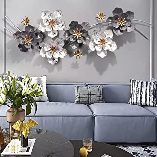 ZasaDecor™Metal Wall Art Iron Wall Hanging Home Decoration Perfect for Living Room/Hotel/Restaurant/Bedroom/Drawing Room (...