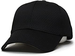 Plain Pro Cool Mesh Low Profile Adjustable Baseball Cap