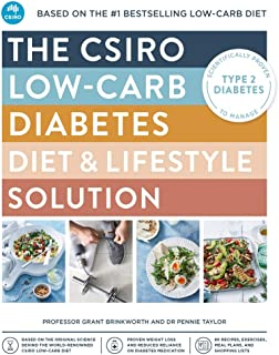 The CSIRO Low-carb Diabetes Diet and Lifestyle Solution