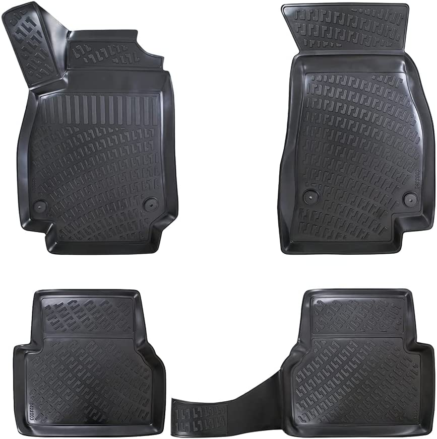 trend rank Croc Liner All Sales of SALE items from new works Weather Custom Fit Mats Compatible with Floor Aud