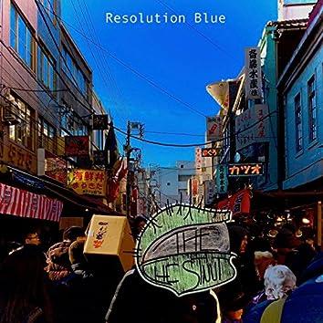 Resolution Blue