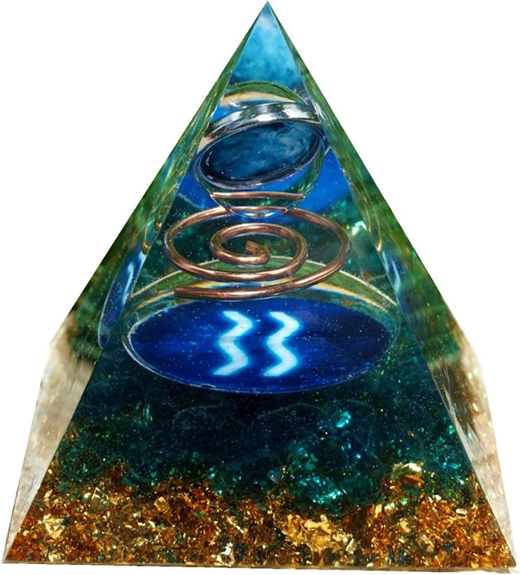Handmade Orgone Pyramid Uranus Planet Geometry Bargain sale Pattern wi Popular standard Sphere