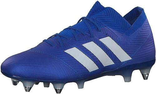 Adidas Nemeziz 18.1 SG, Hauszapatos de Fútbol para Hombre