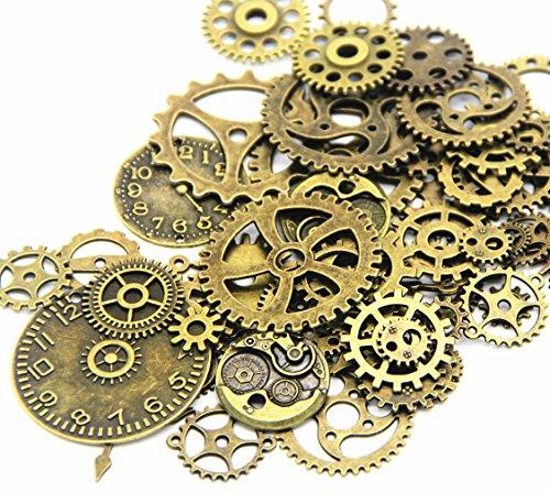 steampunk gears bulk