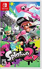 New weapons   New dual wielding Splat Dualies join the action, complete with a new Dodge Roll move. Mainstays like the Splat Roller and Splat Charger have also been remixed to include new gameplay mechanics and brand new special weapons. Local and On...