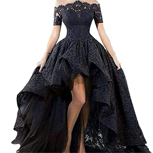 Black Wedding Gown: Amazon.com