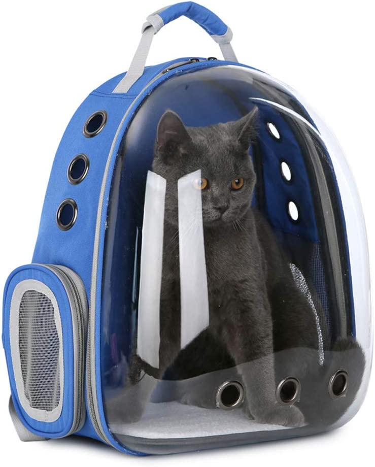 Pet Cat Dog Carrier Backpack Ba Transparent Space Bubble Max 74% OFF Discount is also underway Capsule
