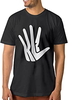 Juice Forus Men's Kawhi San Leonard T-Shirts Best Black