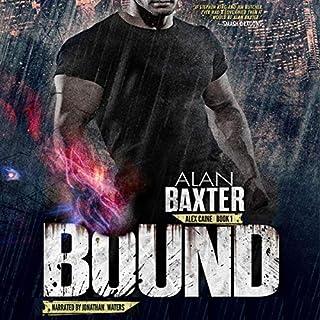 Bound (Alex Caine) audiobook cover art