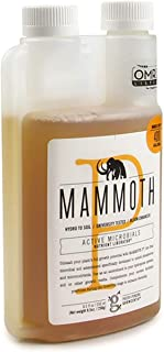 mammoth nutrients