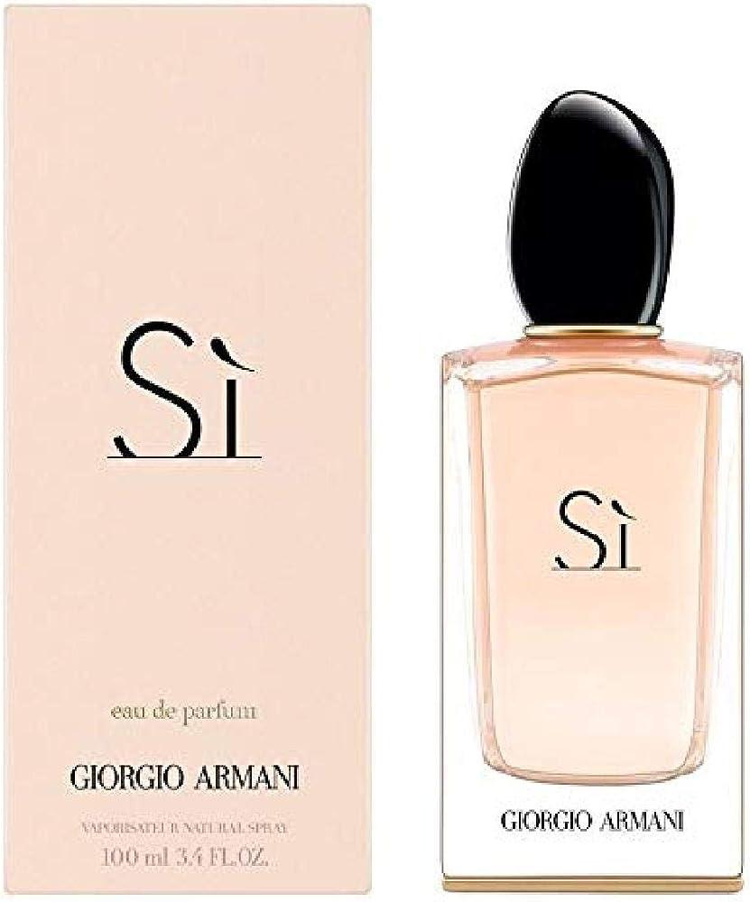 Giorgio armani eau de parfum PER DONNA - 100 ml 3605521816658