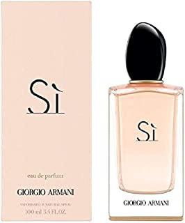 Giorgio Armani Si Eau de Parfum for Women, 100ml
