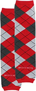 RuggedButts Baby/Toddler Boys Argyle Striped Leg Warmer