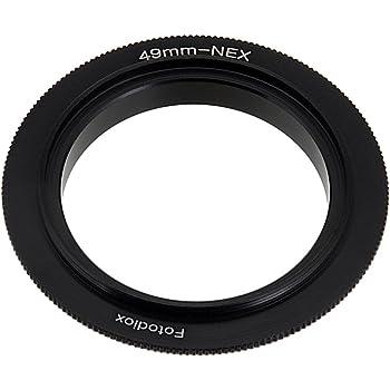52mm Macro Adaptador Anillo Inversa para Sony NEX E Monte Digital Slr Cuerpo