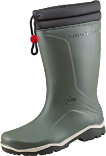Dunlop Protective Footwear Blizzard, Bottes & Bottines de Pluie Homme, Vert (Green), 40 EU