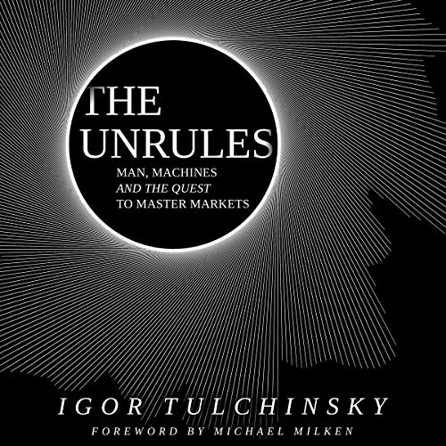 The Unrules audiobook cover art