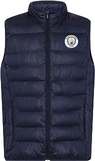 Pull th/ème Football Manchester City Officiel Motif Blason Homme