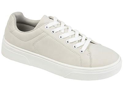 Journee Collection Comfort Foamtm Leeon Sneaker (Grey) Women