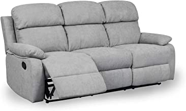 Amazon.es: sofas relax 3 plazas