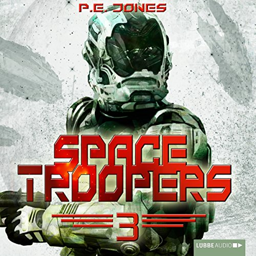 Die Brut (Space Troopers 3) audiobook cover art