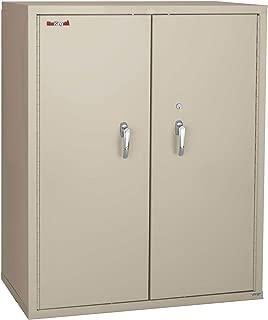Fireking Fireproof Storage Cabinet W/End Tab Inserts Cf4436-Mdaw 36 X 19-1/4 X 44 Arctic White