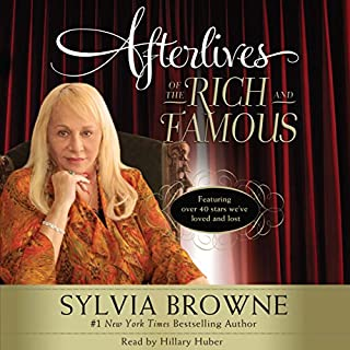 Afterlives of the Rich and Famous audiobook cover art
